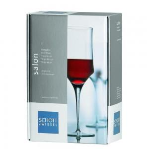 Набор бокалов для красн. вина 452 мл, 2 шт. Salon handmade, серия Salon, ZWIESEL 1872, Германия, арт. 3463, фото 3