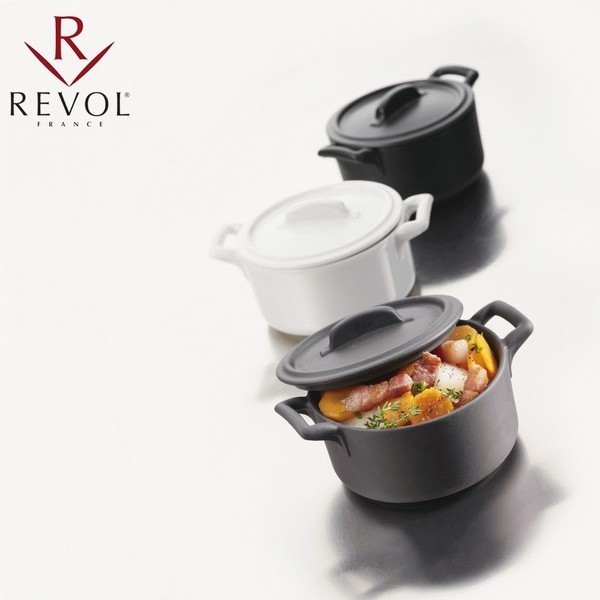 Belle Cuisine Форма для запекания и подачи терринов, рулетов, 600 мл, REVOL, Франция