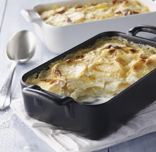 Сковорода порционная «Belle Cuisine», 250 мл, H 3 см, L 18 см, W 13 см,  фарфор, REVOL, Франция