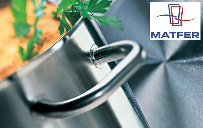 Сковорода, D 28 см, H 4 см, сталь нержавеющая, Performance, MATFER, Франция