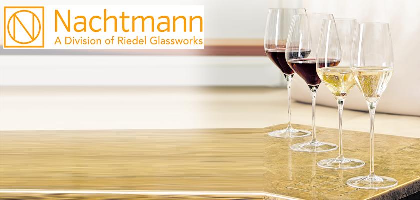 Набор бокалов для белого вина, 4 шт, 500 мл, хрусталь, серия SUPREME, Nachtmann, Германия