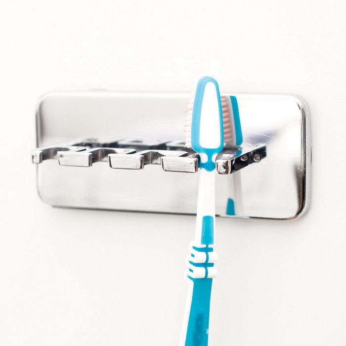 Подставка для зубной пасты и щеток